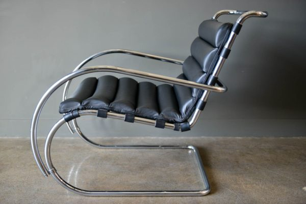 Mr Lounge Chair By Ludwig Mies Van Der Rohe For Knoll